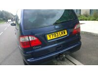 Ford Galaxy 1.9 TDi 7-Seater 12 months MOT £875