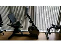 Vision R20 Elegant Recumbent Exercise Bike