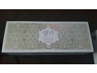 GHD limited edition Arctic Gold Straighteners