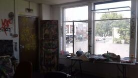 Artists studios in Archway