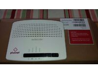 Plusnet Router Technicolor TG582N 65 Mbps 10/100 Wireless N Router