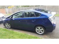 TOYOTA PRIUS T-SPIRIT 2010 BLUE FULLY LOADED HPI CLEAR TOYOTA HISTORY NEW PCO DONE Very Clean £6,395