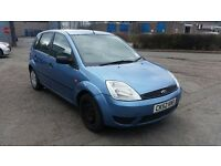 2002 Ford Fiesta 1.4 TD LX 5dr £695 (MOT: 12 MONTHS WITH SALE) & 3 MONTHS WARRANTY