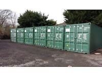 Shipping Container Self Storage @ Hanham Business Park 20ft X 8ft