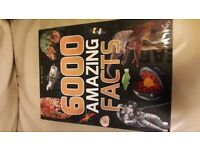 6000 Amazing Facts Book - new