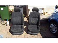 MK4 Golf Seats full set for 5 door