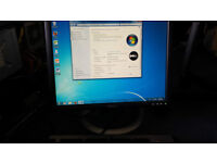 Dell Optiplex 740 AMD Athlon Dual core 4GB memory, 1000Gb HDD, 1T, windows7 wifi