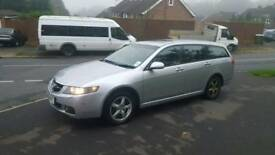 2006 HONDA ACCORD 2.2 CDTI DIESEL ESTATE