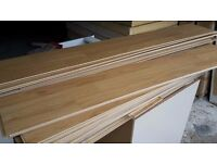 Laminate flooring approx. 10sqm