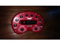 Line 6 Pod V 2.0 Guitar Effects Processor & Power Supply