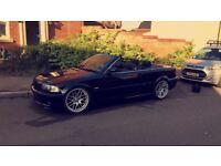 BMW E46 M-sport convertible