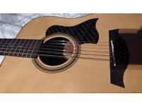 For Sale - 12 String Tanglewood Acoustic Guitar c/w Bag