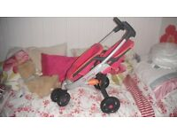 quinny dolls buggy