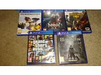 Ps4+ awesome games