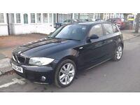 BMW 1 series 1 LADY owner