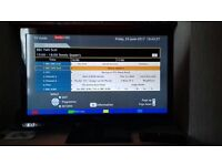 "Panasonic 24"" LED TV with Freeview HD"