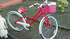 Victoria pendleton girls bike age 8-12