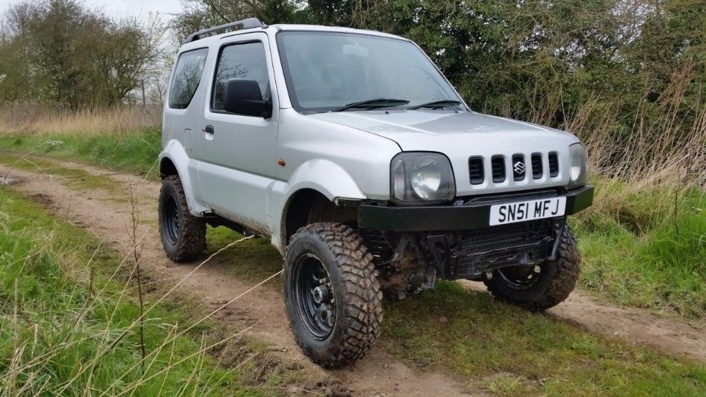51 suzuki jimny 4x4 offroader lift kit hardtop manual full. Black Bedroom Furniture Sets. Home Design Ideas