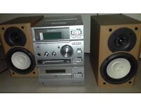 Sony CD/MD and Tape player