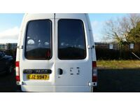 LDV MAXUS 57PLATE BUS 17SEATER, SERVICE HISTORY, CHEAP ON FUEL TAX CD, TIDY BIG INSIDE £855ONO