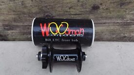 NEW WOODMAN BILL LTC DISC FRONT HUB