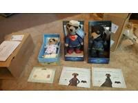 Superman,Batman, Baby Oleg Meerkats