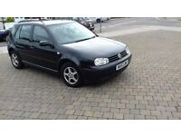 Vw Golf 1.6 Petrol 2004 Tax & Mot