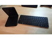 Bluetooth Microsoft Wedge Keyboard