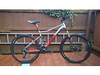Voodoo Canzo 2016 27.5 Full Suspension Mountain Bike