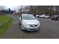 Vauxhall Corsa 1.2 i 16v Life 5dr great condition car