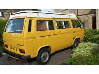 VW Transporter Campervan: 2L, water cooled engine.