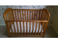 Two Mothercare Darlington Cots For Sale