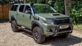 image for Toyota HILUX Pick Up 2011 Automatic