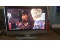 "PANASONIC VIERA 32"" LCD TV IN FULL WORKING ORDER"