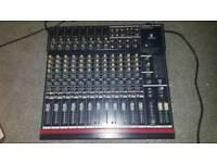 Behringer MX2004a mixing desk