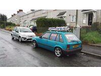 Vauxhall nova merit 1.2