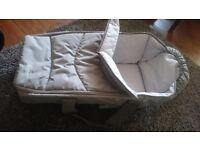 Graco Travel System ( carry cot/pram, pushchair, car seat)