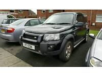 2005/55 Land rover freelander adventurer td4 might px swap
