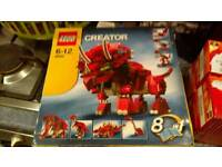 Lego creator 8 in one new in box