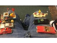 Dinky, corgis, Diecast , trains, planes radio controlled toys vintage toys. All wanted