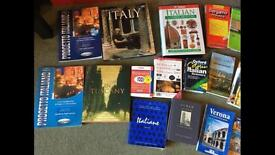 Italy travel book collection for £5!