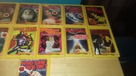 Dvds Collectors dvds set