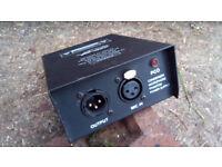 Condenser Microphone Phantom Power Supply