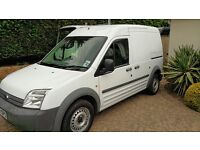 Ford Transit Connect T230 110bhp Very low milage