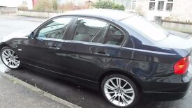 reduced.. BMW 318d 2.0ltr Diesel 2007 Blue 11mnths MOT EXTRA SET WINTER TYRES (Not AUDI VW FORD)