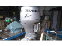 75hp Honda 4 stroke outboard for sale
