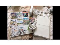 Nintendo Wii, Games & Accessories