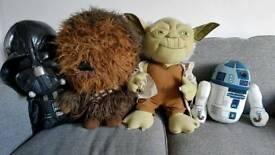 Star Wars 24 Inch Plush Collectibles