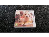 Nintendo 3DS Game-Nintendogs & Cats
