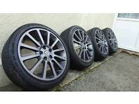 Alloy Wheels Wanted! All shapes and sizes! Contact us now for a quote on your unwanted wheels!